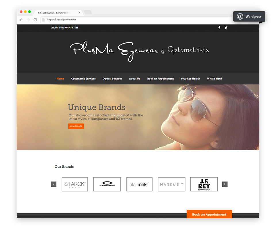 PlusMa Eyewear & Optometrists